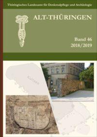 Alt-Thüringen Jahresschrift für Archäologie